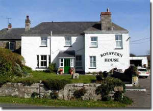 Bosavern House, Bosavern, Cornwall