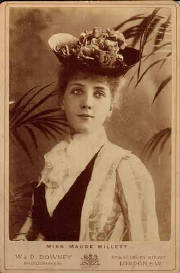 Ethel Maude Millett (1867-1920)