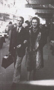 Mervyn Richard Oke Millett (1910-88) & Wife Greta