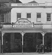 Upton & Co., 158-160 Queen Street, Auckland
